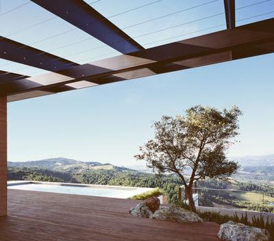 Fotos de techos junio 2013 - Pilares de hierro ...