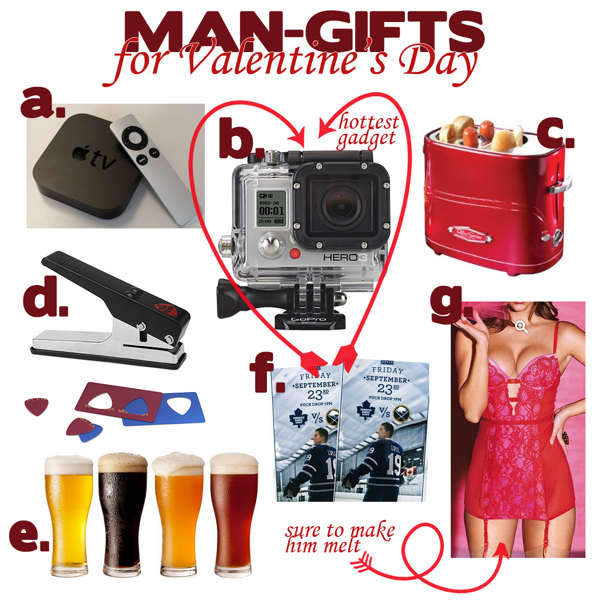Ideas For A Boyfrien. Best Valentine's Day Housewarming Gift For A Man ...