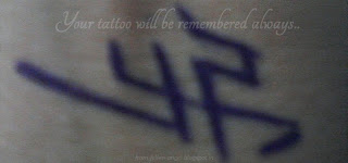 Your tattoo will be remembered always..
