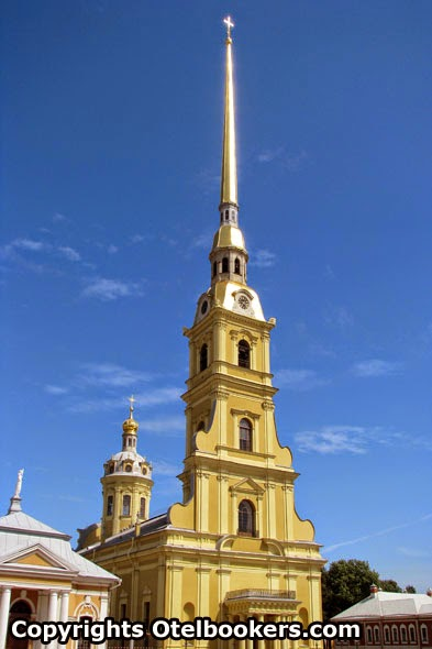 The_Peter_and_Paul_Cathedral_in_Saint_Petersburg