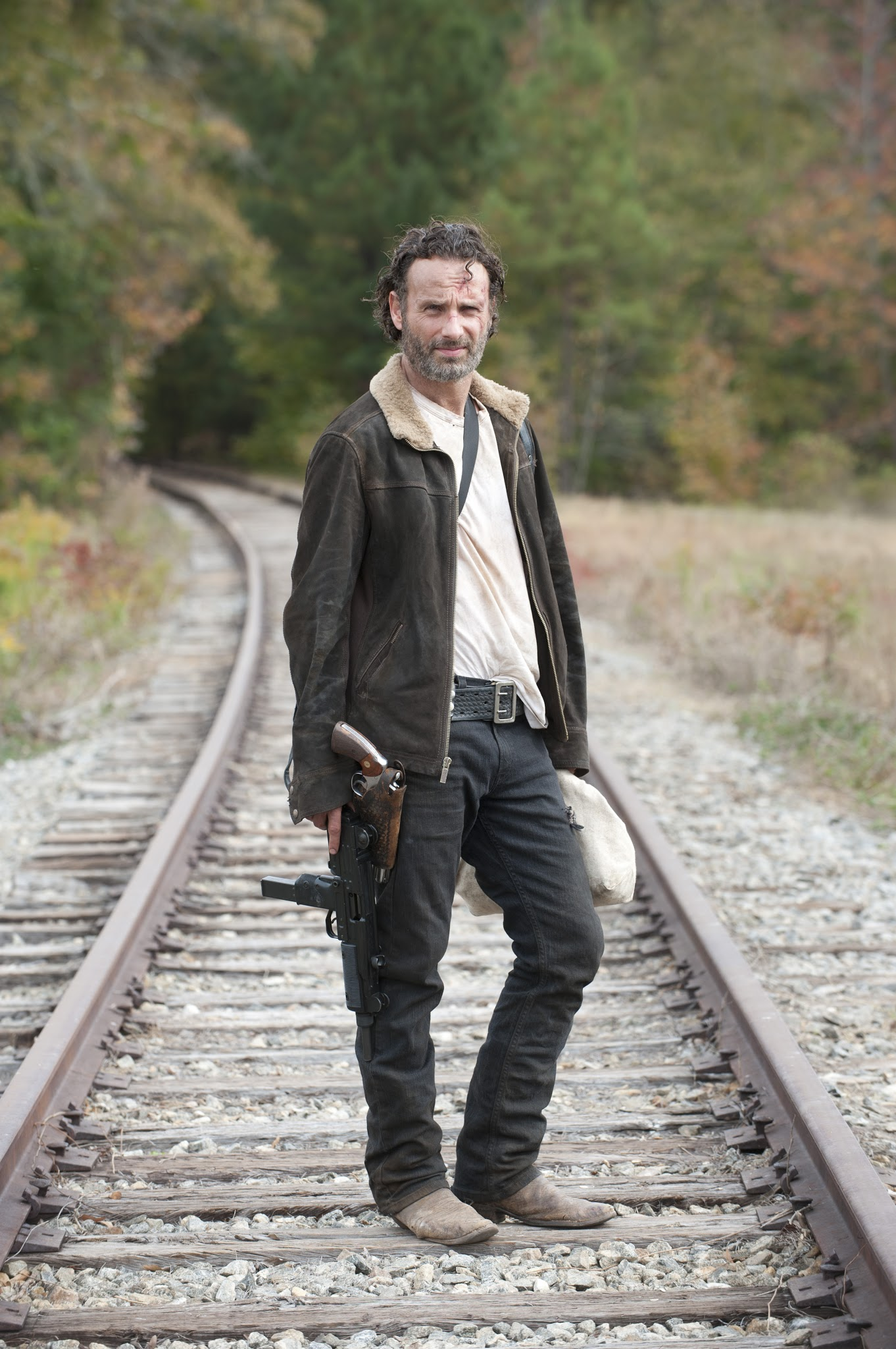 rick grimes andrew lincoln - photo #29
