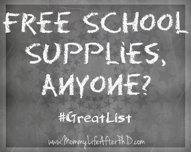 Enough School Supplies Free School Supplies Anyone