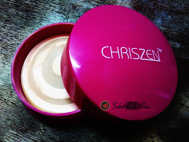 chriszen moist cake, chriszen, serum ampoule, foundation terbaik, wajah bebas cela, bedak terbaik