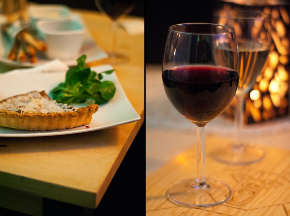 Las restauracja we Wrocławiu