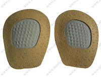 Latex-Heel-Pads