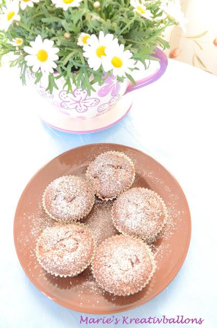 Muffins Schoko Kirsch
