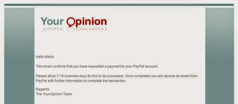 how to give my paypal details