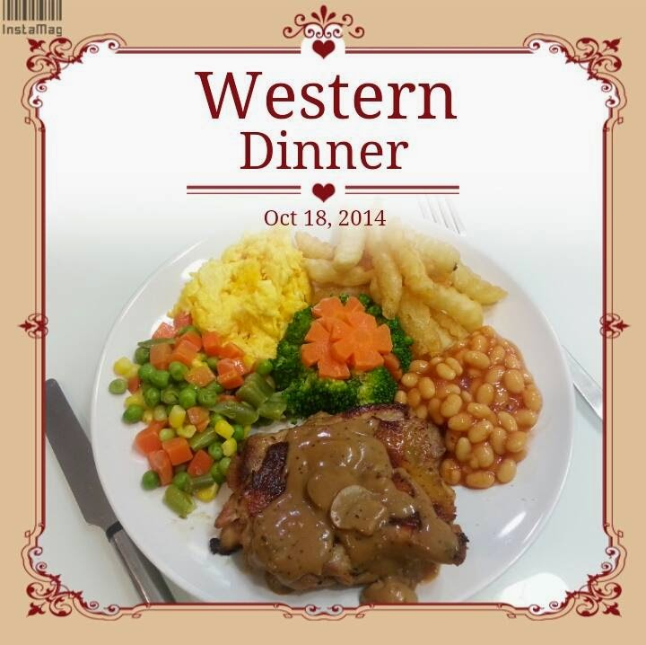 Beautyme cooking recipes western meal chicken chop forumfinder Images