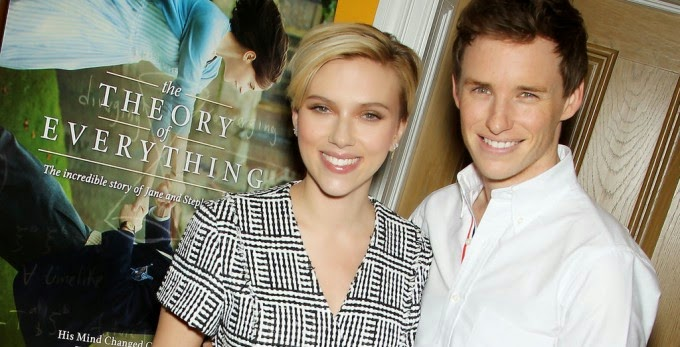 Scarlett Johansson: Sublime his first outing after baby!  1