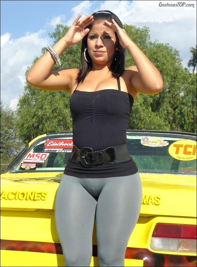 chicas mexicanas en tanga: