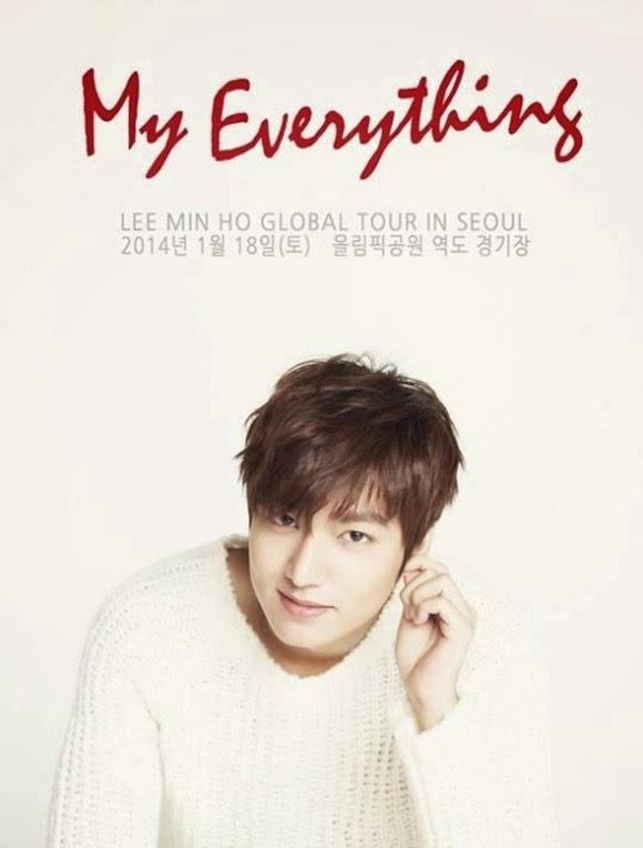 ''Người thừa kế'' Lee Min Ho chơi sang với concert hoành tráng