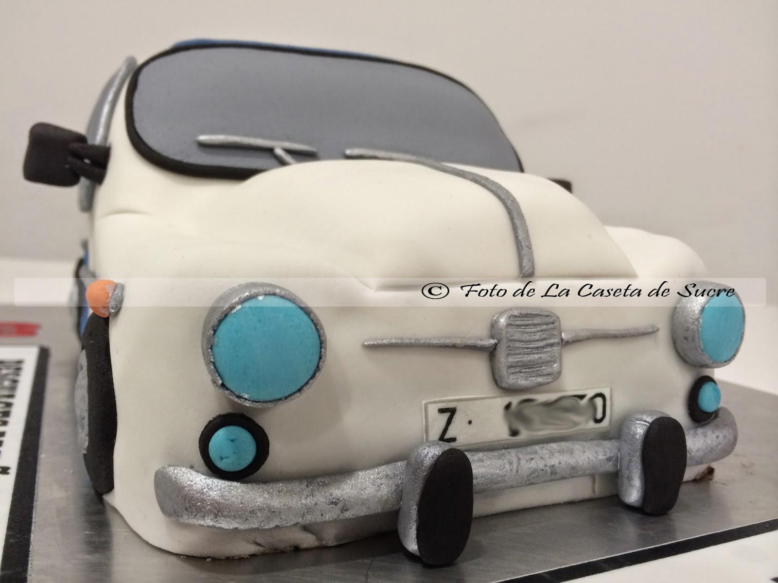 TARTA SEAT 600