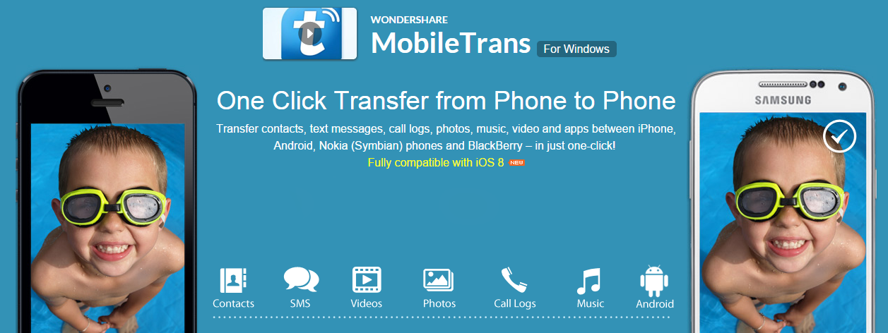 Wondershare MobileTrans 6