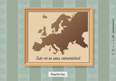 Isto não é uma Comunidade, Esto no es una comunidad, Europa, União Europeia