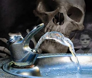 Fluorida adalah racun toksik