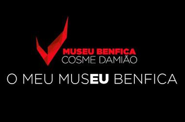 Clique na imagem e veja as melhores fotos da inauguração do Museu Benfica Cosme Damião