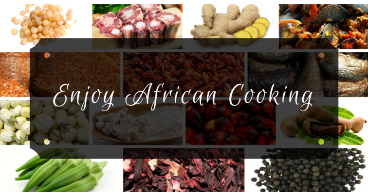 enjoy african cooking