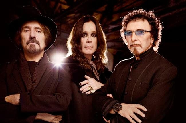 Black Sabbath - Realiza Turnê no Brasil