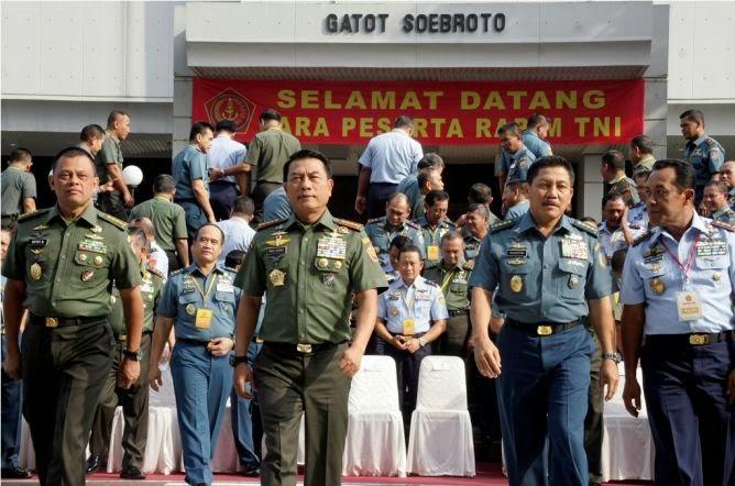 TNI Bangun Kodam Papua dan Sulut Tahun Depan