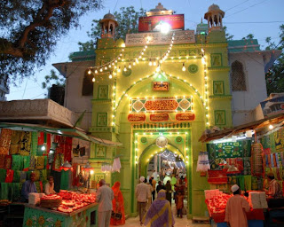 how to go to ajmer sharif