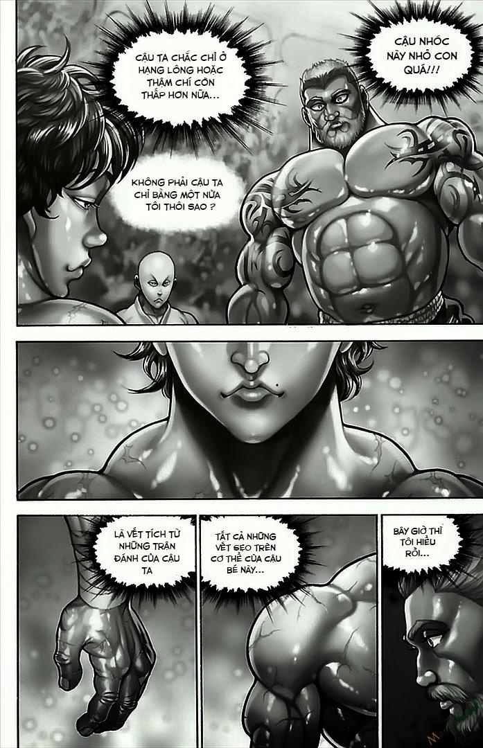 Baki Dou chap 3 Trang 3 - Mangak.info