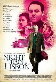 Trem Noturno Para Lisboa – Dublado