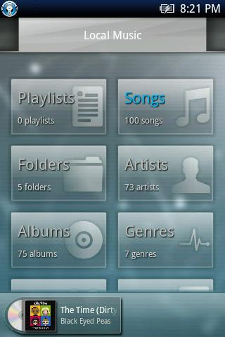 TTPOD music player apk v2.9 Final cracked for Android OS mobile phones