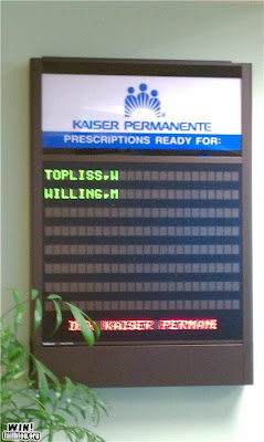 Prescriptions Ready