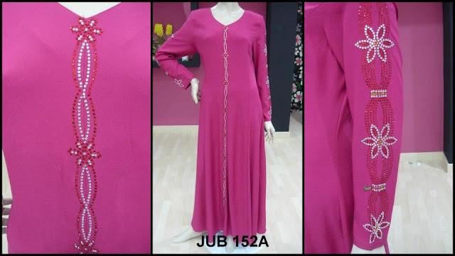 JUBAH PRINCESS CUT