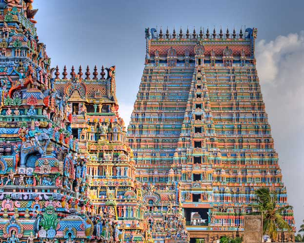 Lord Sri Ranganathar Temple Srirangam