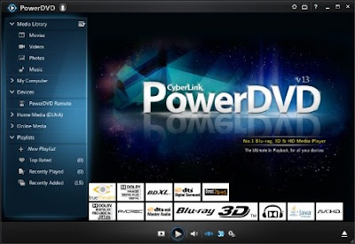Screenshoot - Cyberlink PowerDVD Ultra 13 | www.wizyuloverz.com