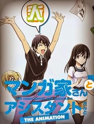 Mangaka-san ep 05