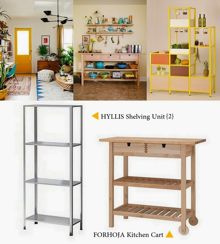 Gypsy Yaya My Rental Kitchen Pantry Upgrade Ikea Shelf Hack