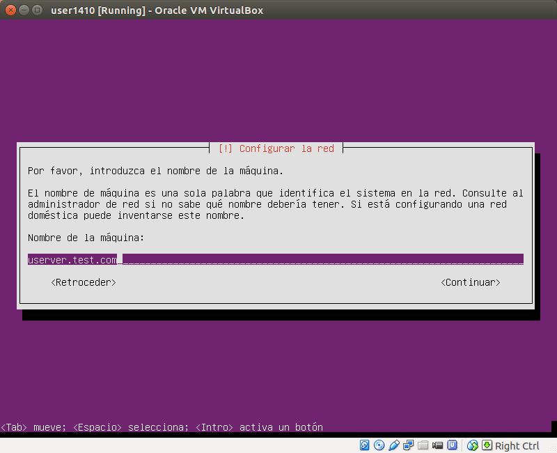 DriveMeca instalando Linux Ubuntu Server 14.10 Utopic Unicorn paso a paso
