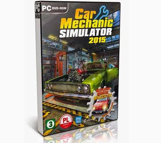Car mechanic simulator 2015 download pc