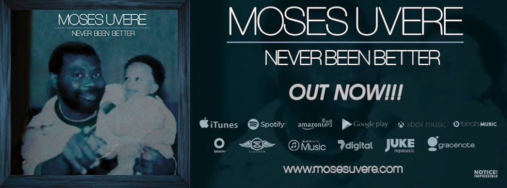 Official Blog  of Moses Uvere
