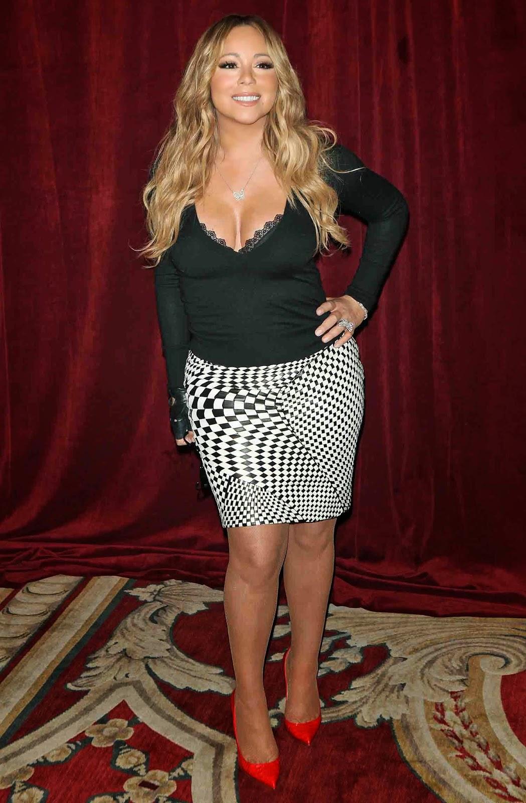 Kathrine Narducci Hot Sopranos Mariah carey Mariah Carey