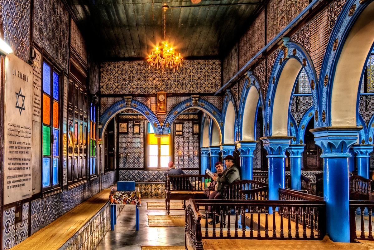 Hubert zakine les synagogues d 39 afrique du nord 1ere partie for Salon 9 places tunisie