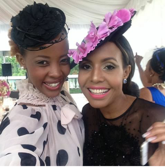 Jacqueline ntuyabaliwe wedding