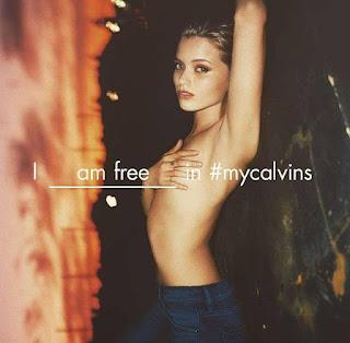 #MYCALVINS 2016 instagram social media calvin klein fashion week new york aby model