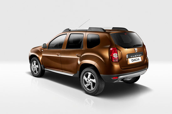Noile preturi Dacia Duster