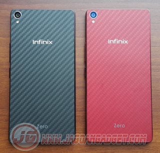 Bagian Belakang Infinix Zero 2