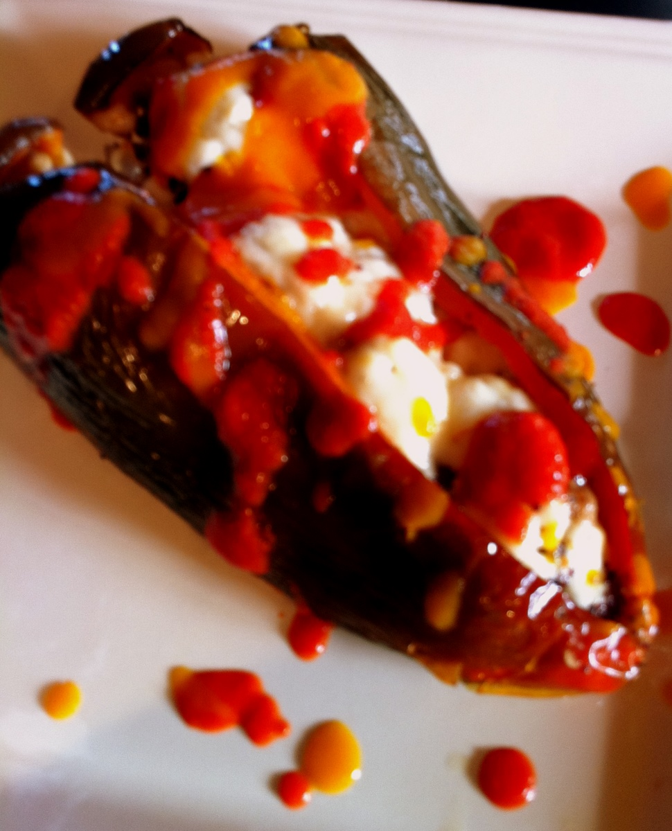 vinaigrette stuffed peppers grilled chorizo stuffed poblano peppers ...