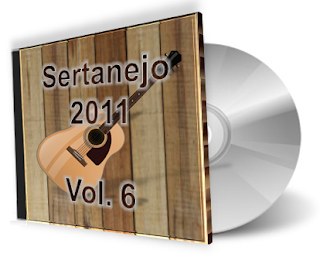 CD Sertanejo 2011 - Volume 6