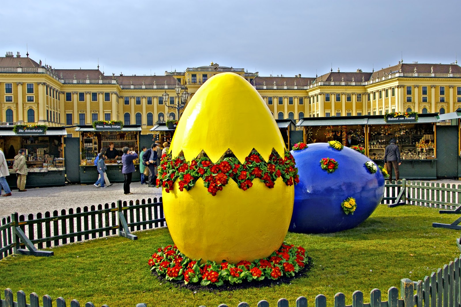 Easter Eggs in Vienna