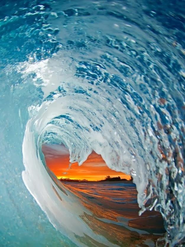 North Shore (Oahu), Hawaii.