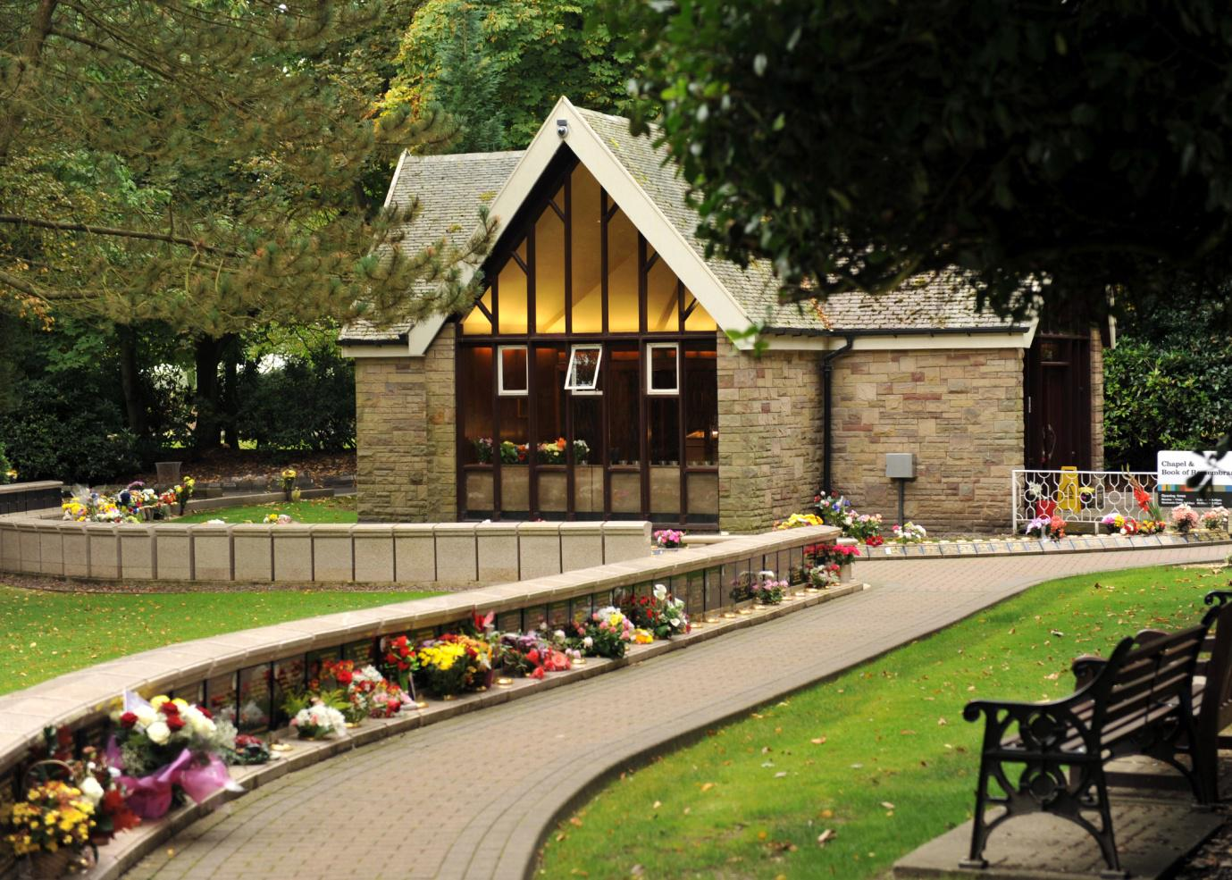 Overdale Crematorium | British Cemetery and Cremation Records from ...
