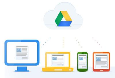 google drive на различных устройствах