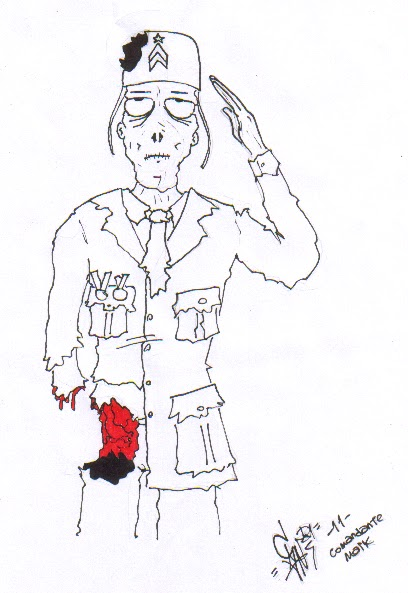 Dibujos de Zombies - Taringa!