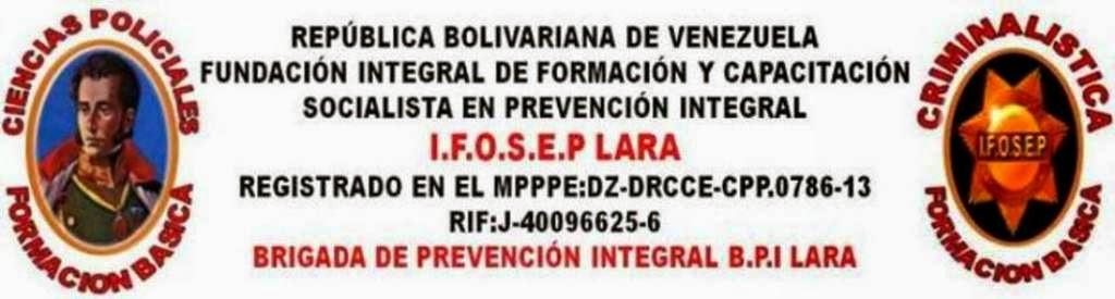 I.F.O.S.E.P  LARA